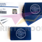 Πλαστικές PVC Κάρτες Μαθητών – Anatolia High School