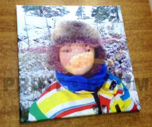 Πινακας Καμβα - Εκτυπωση φωτογραφιας σε καμβα - Διάσταση 45x44 cm