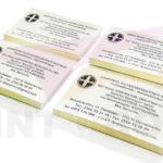 Επαγγελματικες καρτες – Ivory Ακουαρέλα