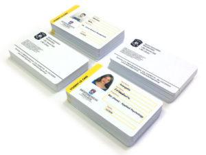 Πλαστικές PVC Κάρτες Μαθητών ΙD Cards - http://www.printroom.gr