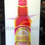 Ψηφιακή εκτύπωση σε χαρτί παρουσίασης & Roll-up Banner - Διάσταση 2x0.8 μέτρα