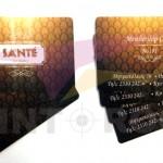 Πλαστικές (PVC) επαγγελματικές κάρτες