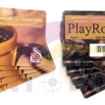PVC πλαστικές κάρτες μέλους - Membership Cards