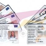 PVC Κάρτες - Δελτία Ταυτότητας Δημοτικής Αστυνομίας Θεσσαλονίκης