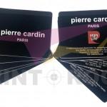 PVC Κάρτες Μέλους - Pierre Cardin