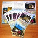 Τρίπτυχα Διαφημιστικά Φυλλάδια - Agrilia Studios Κέρκυρα