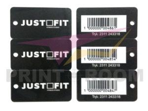 Πλαστικές PVC Κάρτες Mini - Keychain PVC Κάρτες