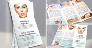 Τριπτυχα διαφημιστικα φυλλαδια - Trifold Brochures