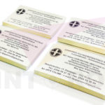 Επαγγελματικες καρτες - Ivory Ακουαρέλα