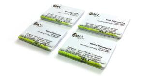 Πλαστικες Επαγγελματικες Καρτες Τυπου Πιστωτικης - Plastic Business Cards