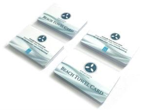 Πλαστικες καρτες τυπου πιστωτικης με ματ πλαστικοποιηση - www.printroom.gr