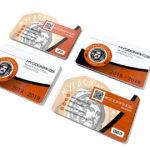 Πλαστικες καρτες τυπου πιστωτικης – Εισητηρια διαρκειας