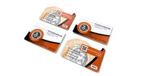 Πλαστικες καρτες τυπου πιστωτικης - Εισητηρια διαρκειας - www.printroom.gr