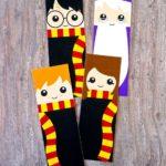 Σελιδοδείκτες Harry Potter – Printables
